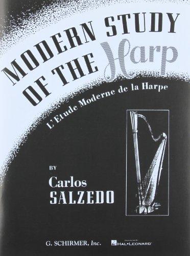 9780793555673: Modern Study of the Harp (L'Etude Moderne de la Harpe): Harp Method