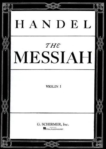 9780793555802: Messiah (Oratorio, 1741)