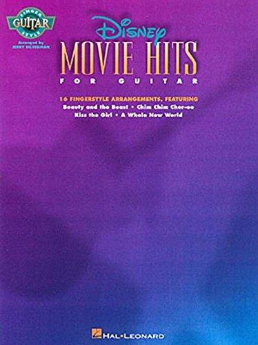 Disney Movie Hits for Guitar: Hal Leonard Corp.