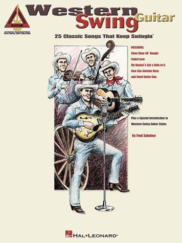 9780793557349: Western Swing Guitar