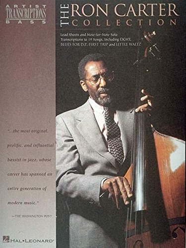 Ron Carter Collection (Artist Transcriptions) (0793557496) by Ron Carter