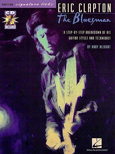 9780793558032: Eric Clapton - The Bluesman