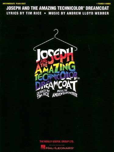 9780793558384: JOSEPH AND THE AMAZING TECHNICOLOR DREAMCOAT PIANO DUET