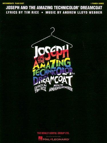 9780793558384: JOSEPH AND THE AMAZING TECHNICOLOR DREAMCOAT PIANO DUET