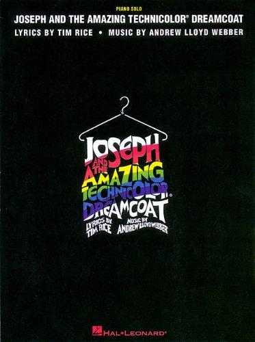 9780793558490: Joseph And The Amazing Technicolor Dreamcoat - Pno Solo