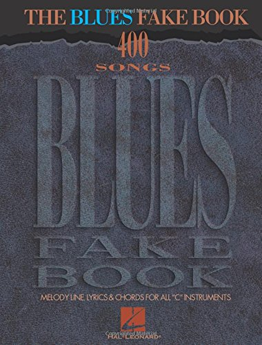 9780793558551: The Blues Fake Book