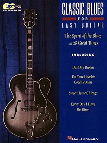 9780793558605: Classic Blues for Easy Guitar
