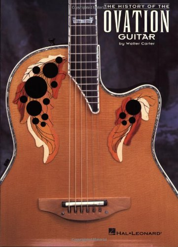 9780793558766: The History of the Ovation Guitar