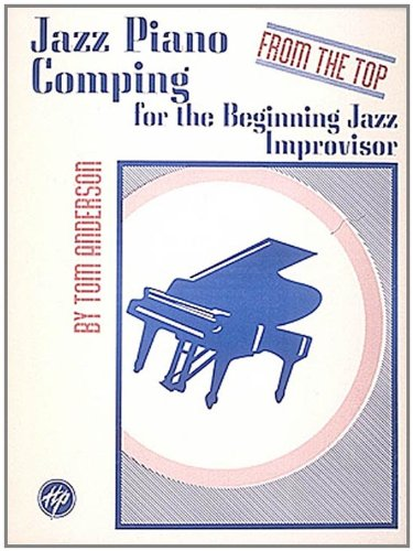 9780793558919: Jazz piano comping piano