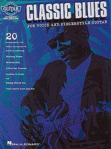 9780793559787: Classic Blues for Voice and Fingerstyle Guitar