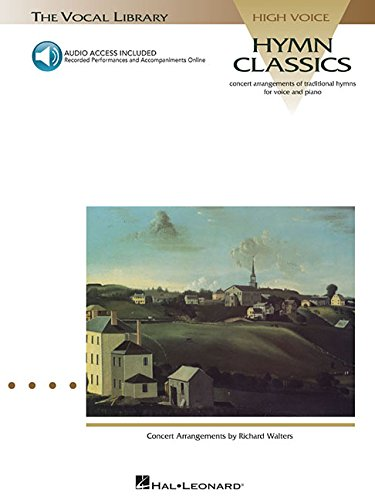 9780793560080: Hymn Classics: The Vocal Library High Voice