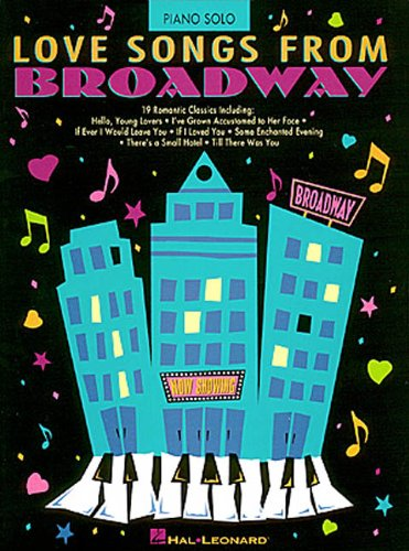 9780793560233: Love Songs From Broadway