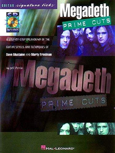 9780793560417: Megadeth - Prime Cuts