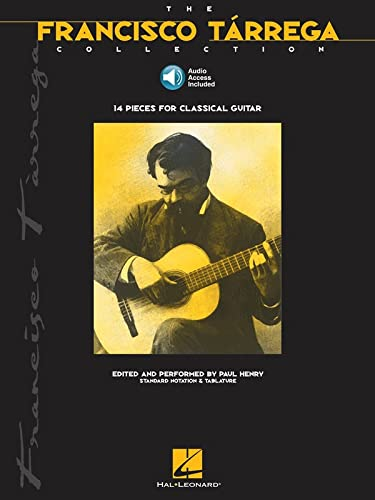 9780793560523: The Francisco Tarrega Collection: Book/Online Audio