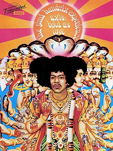 9780793560622: JIMI HENDRIX AXIS BOLD AS LOVE HLC SCORE EDITION