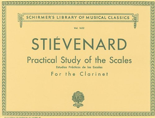 9780793560882: Practical Study of the Scales (Schirmer's Library of Musical Classics) (English, Spanish and French Edition)