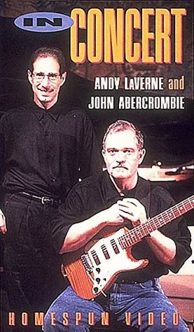 9780793560950: Andy LaVerne and John Abercrombie in Concert