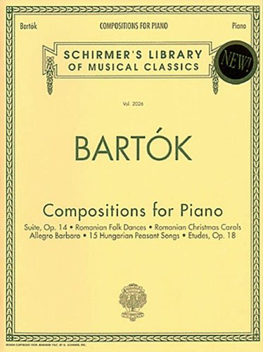9780793561797: Compositions for Piano: Piano Solo
