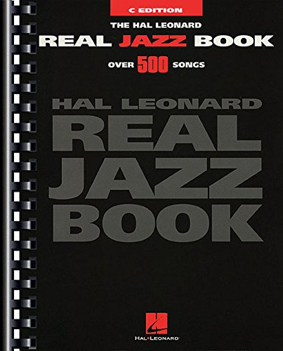 9780793562305: The Hal Leonard Real Jazz Book: Over 500 Songs