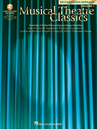 9780793562350: Musical Theatre Classics: Mezzo-soprano/belter: 1