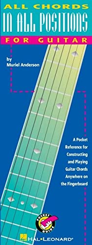 9780793562596: All Chords In All Positions (Pocket Guide)