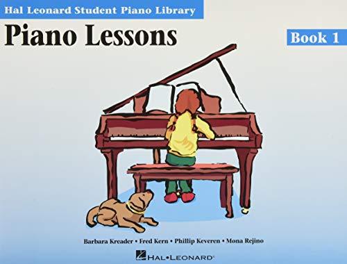 9780793562602: Piano Lessons - Book 1: Hal Leonard Student Piano Library