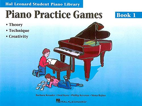 9780793562619: Piano Practice Games Book 1: Hal Leonard Student Piano Library