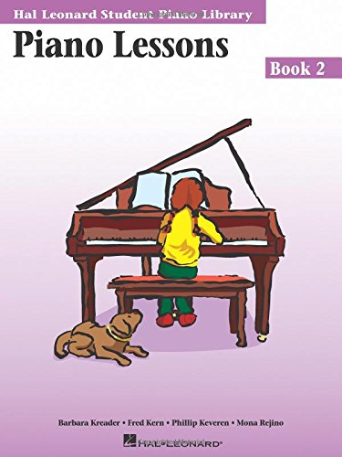 9780793562657: Piano Lessons Book 2: Hal Leonard Student Piano Library
