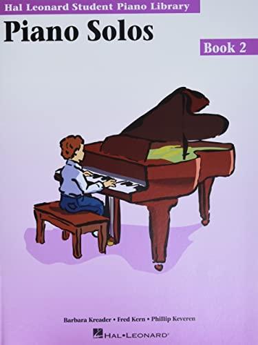 9780793562671: Piano Solos Book 2: Hal Leonard Student Piano Library