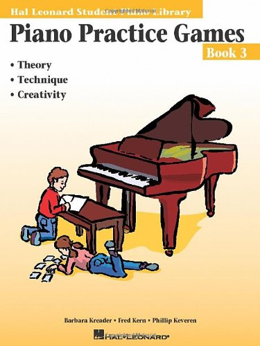 9780793562718: Piano Practice Games Book 3: Hal Leonard Student Piano Library (Schiffer Military History)