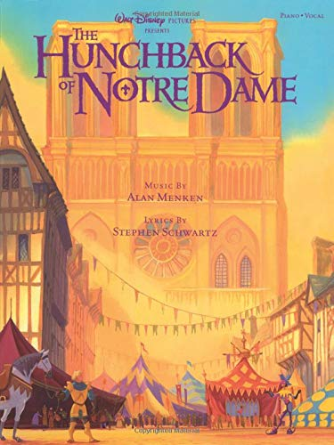 9780793562848: The Hunchback of Notre Dame (Piano/Vocal/Guitar Songbook) (Piano/Vocal/Guitar Artist Songbook)