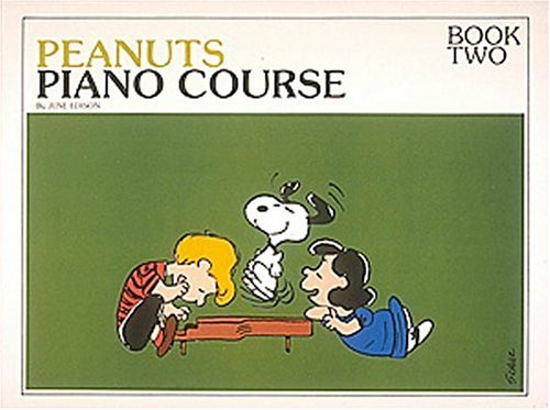 9780793562978: The Peanuts Piano Course, Book 2