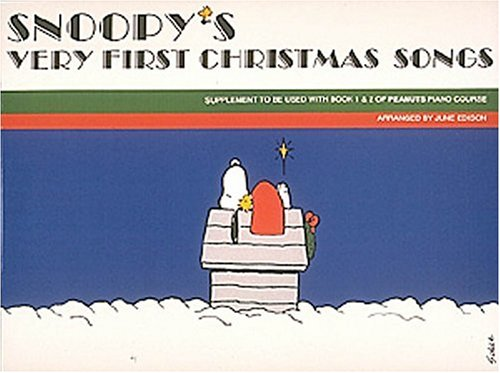 Snoopy's Very First Christmas Songs: June Edison