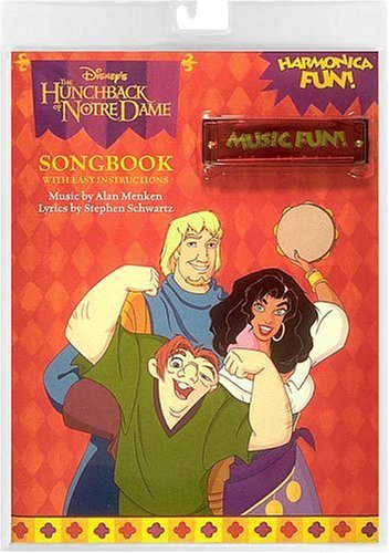 9780793563449: Disney's the Hunchback of Notre Dame Songbook