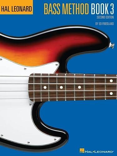 9780793563807: Hal Leonard Bass Method Book 3 - 2nd Edition (Hal Leonard Electric Bass Method)