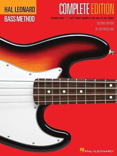 9780793563821: Hal Leonard Electric Bass Method Complete Edition (Hal Leonard Bass Method)