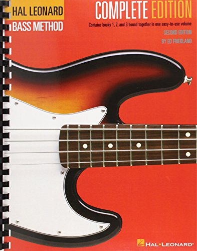 9780793563821: BASS METHOD COMPLETE 2ND EDITION BOOK ONLY (Hal Leonard Bass Method)