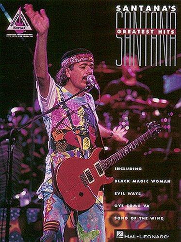 9780793564095: Santana's Greatest Hits