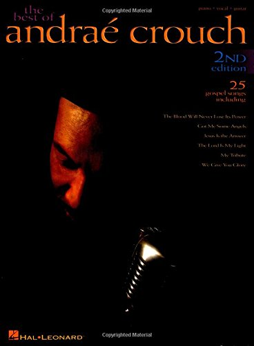 The Best of Andraé Crouch (Piano/Vocal/Guitar): Andraé Crouch