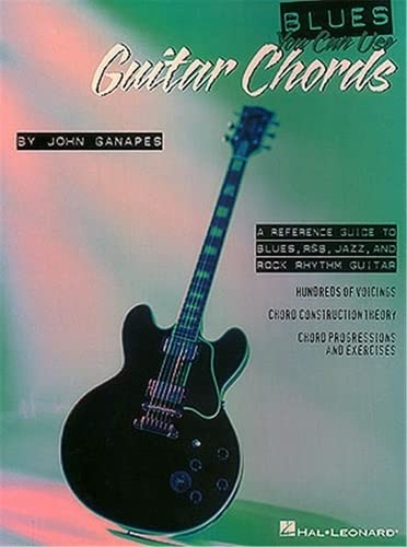 9780793565153: Blues You Can Use Book of Guitar Chords (Blues Guitar Instruction)
