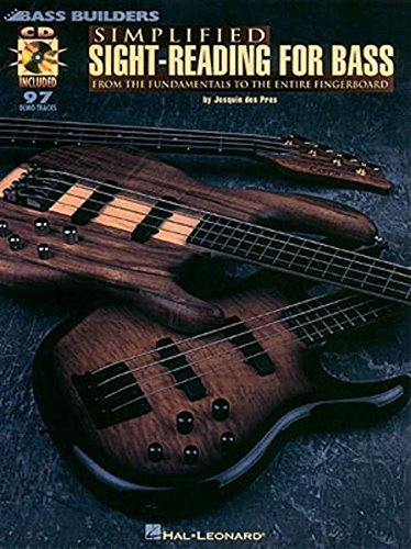 9780793565184: Simplified Sight-Reading for Bass (Bass Instruction)