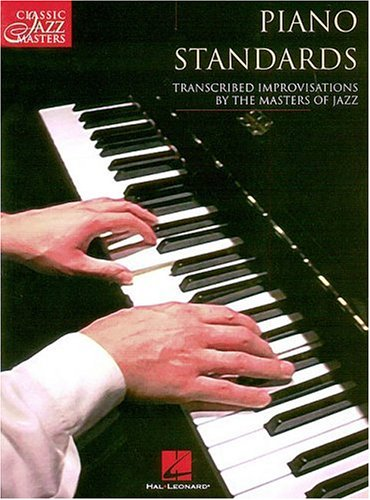 9780793565504: Piano Standards: Classic Jazz Masters