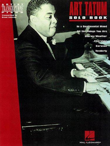9780793565511: The Art Tatum Solo Book