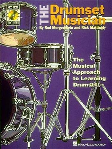 9780793565542: The drumset musician batterie+CD