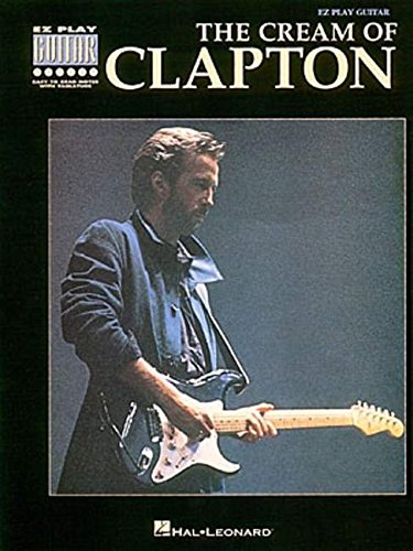 9780793565573: Cream of Clapton: Ez Play Guitar