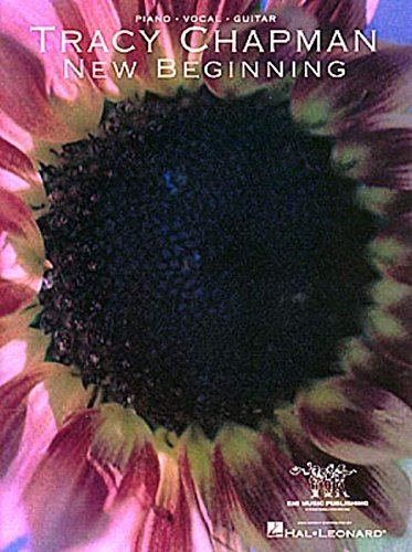 9780793565610: Tracy Chapman - New Beginning (Piano/Vocal/Guitar Artist Songbook)