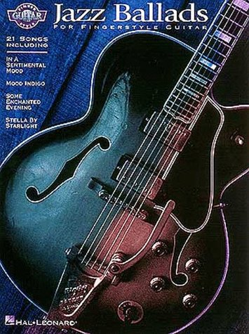 9780793565658: Jazz Ballads for Fingerstyle Guitar