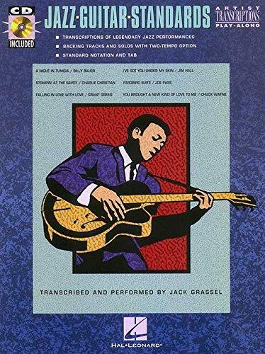 9780793565733: Jazz guitar standards guitare+CD