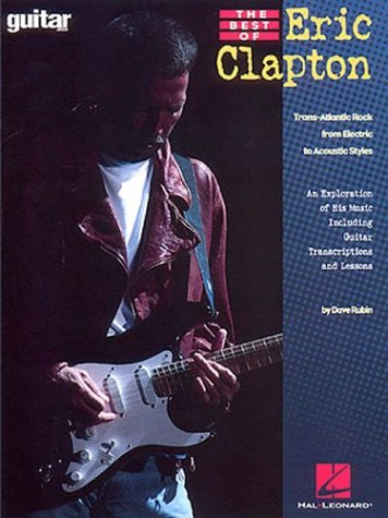9780793565740: The Best of Eric Clapton (Guitar School)