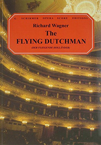 9780793565832: The Flying Dutchman: Vocal Score